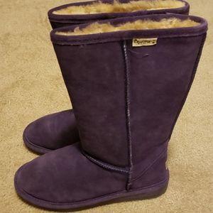 Purple Bearpaws